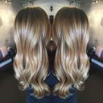 Blonde Balayage -Beauty Lounge